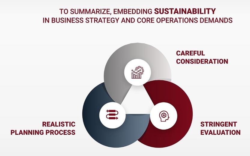 Organization's Sustainability